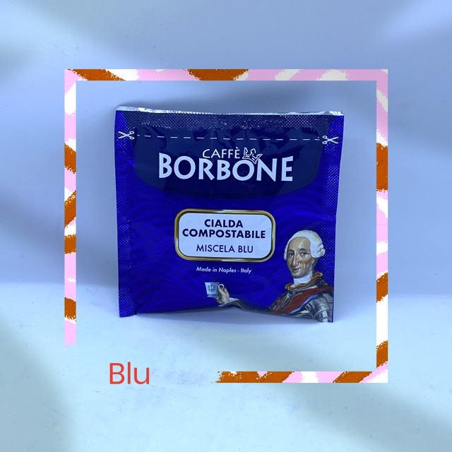 150 CIALDE BORBONE BLU