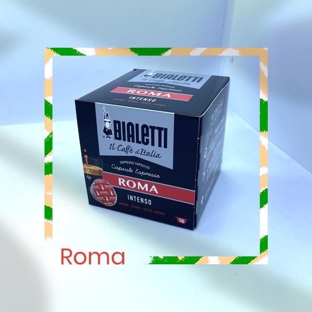 16 CAPSULE BIALETTI ROMA