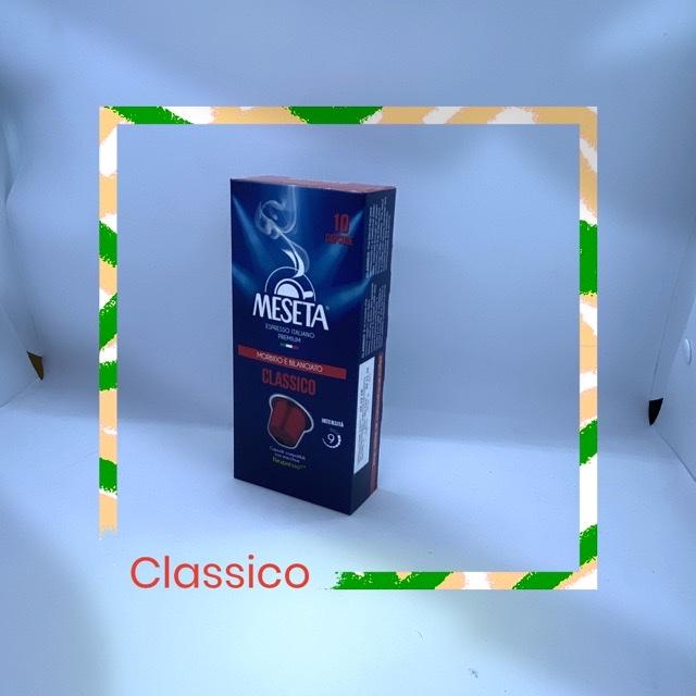 100 CAPSULE MESETA CLASSICO COMPATIBILI NESPRESSO